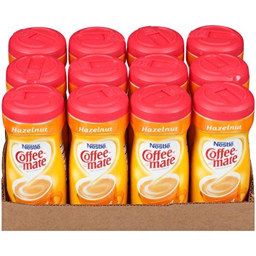 NESTLE COFFEE MATE Creamer Hazelnut creamer