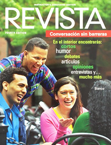 Revista Instructor's Annotated Edition