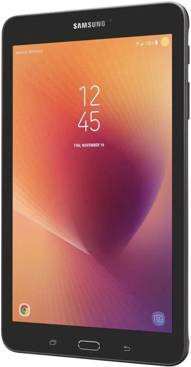 Samsung Galaxy Tab E T378V Tablet - Android 7.1 (Nougat) 32GB 8in TFT (1280 x 800) 4G - Verizon (Renewed)