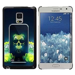 Be Good Phone Accessory // Dura Cáscara cubierta Protectora Caso Carcasa Funda de Protección para Samsung Galaxy Mega 5.8 9150 9152 // Pirate Phone