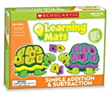 Simple Addition and Subtraction Learning Mats, Teaching Resources Corporation Staff, 0545302188