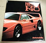 Ferrari F40, Piero Casucci, 8885058884