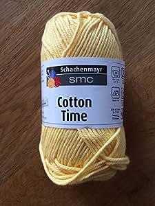 smc Schachenmayr Cotton Time 022 sol 50 G de lana