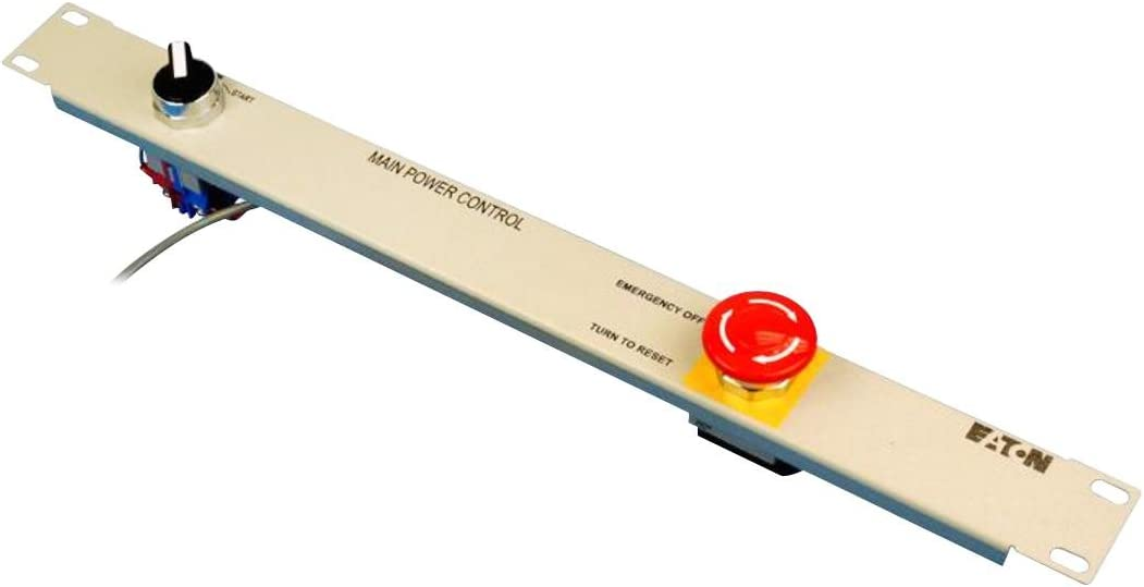 584.2 mm 203.2 mm EATON POWERWARE RCP100-GRY Power Distribution 4.572 m