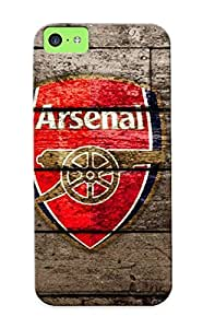 FgIGUyL1172ZZzbj Anti-scratch Case Cover Eatcooment Protective Fc Arsenal Case For Iphone 5c by mcsharks