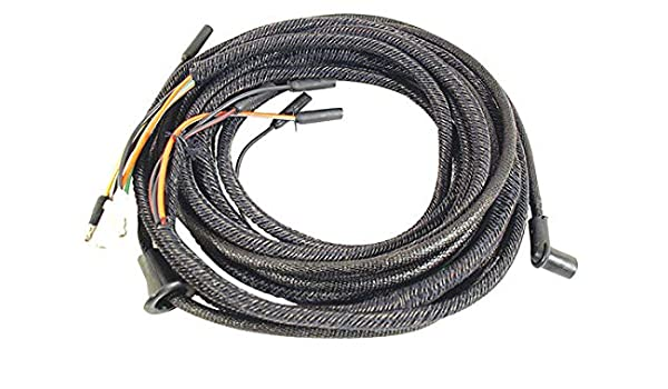 amazon.com: 1965 mustang taillight wiring harness - fastback w/o boots:  automotive  amazon.com