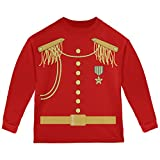 Halloween Prince Charming Costume Red Toddler Long Sleeve T-Shirt - 2T
