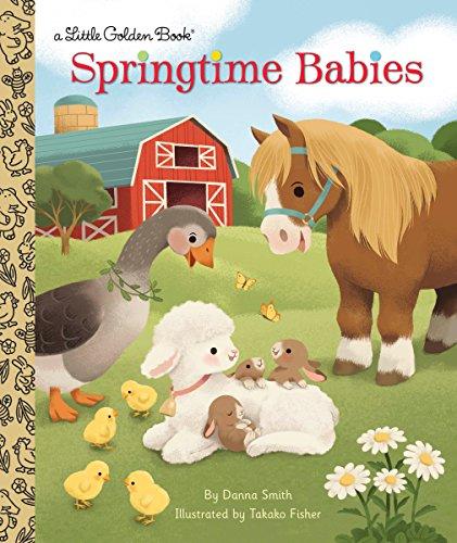 - Springtime Babies (Little Golden Book)