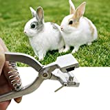 Small Animal Tattoo Pliers Heavy Duty Stainless