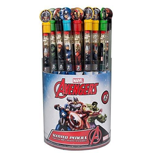 Scentco Inc Avengers Smencils Cylinder