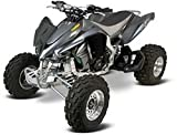 yfz 450 front fenders - MAIER RACING FRONT END BLACK YAMAHA YFZ450 YFZ 450 2004-2009