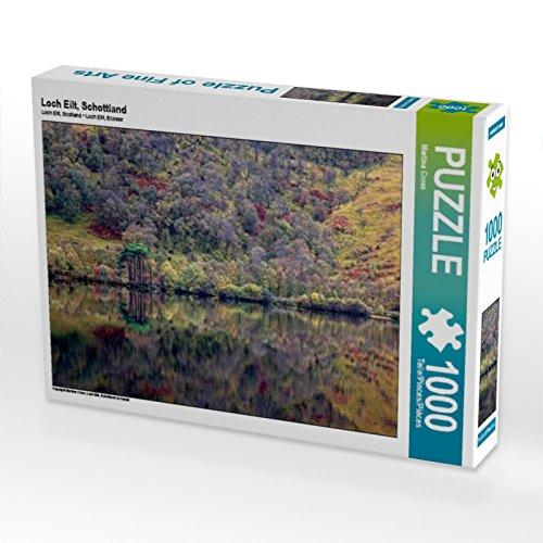 CALVENDO Puzzle Loch Eilt, Schottland 1000 Teile Lege-Größe 64 x 48 cm Foto-Puzzle Bild von Martina Cross B01L1W15ZY Klassische Puzzles Grüne, neue Technologie   Stil