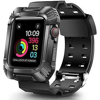 Amazon.com: Apple Watch 4 Case 44mm 2018, SUPCASE Rugged