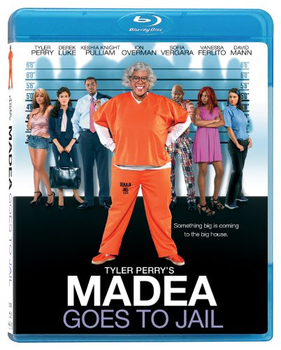 Tyler Perry's - Madea Goes To Jail