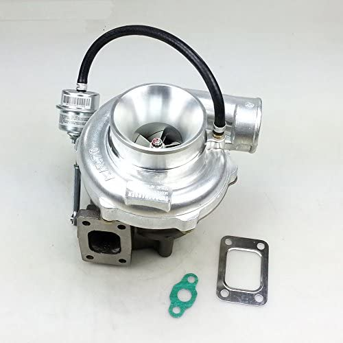 Universal Gt2876 Turbo Turbine Turbolader A R 0 70 In 57 9 Ex 73 0 Einlass 10 2 Cm Auslass 6 3 Cm Turbo Turbine A R 0 86 In H 53 8 Ex 46 8 Turbine Flansch T25 Auslass 5 Bolt Wasser Kalt Auto
