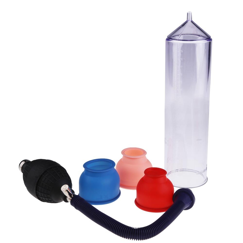 Amazon.com: Vktech 8 inch Beginner POWER Vacuum Penis Pump Male Enhancement  Enlarger Sex Toys: Health & Personal Care