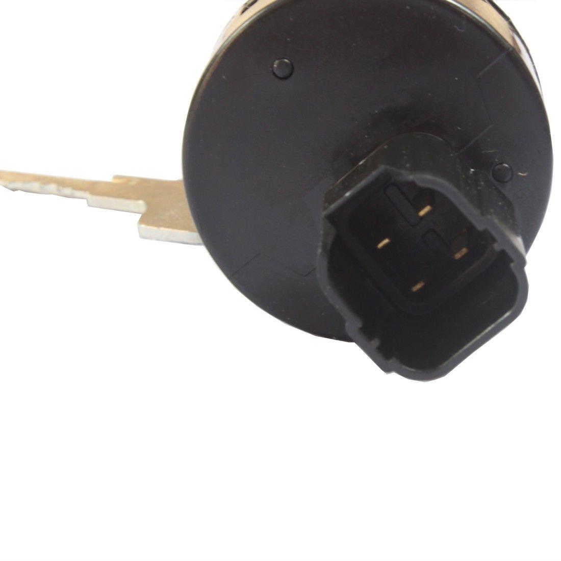ltd Key On Off Ignition Switch for Yamaha Rhino YXR450 YXR660 YXR700 450 660 700 An liang Industry co
