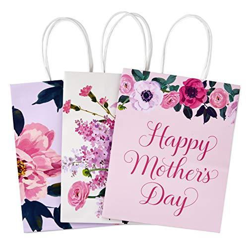 - Hallmark Medium Gift Bags Assortment, Florals (Mother's Day, Birthdays, Weddings, Bridal Showers, All Occasion)