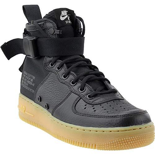 Nike W Fitness gum Sf Scarpe Black Da Brown Af1 Mid Light Donna rrRqdwF