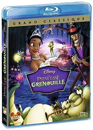 La Princesse et la grenouille [Francia] [Blu-ray]: Amazon.es ...