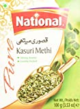 National Fenugreek Leaves (Dried) - Kasoori Methi