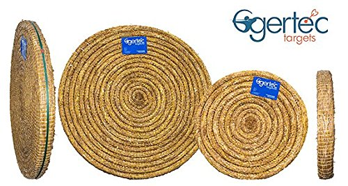 Deluxe Thickness 6 cm by Beier Germany 65 cm Round Traditional Straw Target