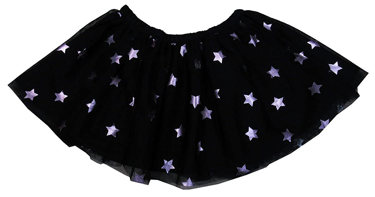 Epic Threads Little Girls Star-Print Tutu with Tulle Skirt 2T 2T-6X