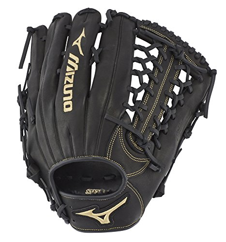 Mizuno GMVP1275P3 MVP Prime Outfield Baseball Gloves, 12.75
