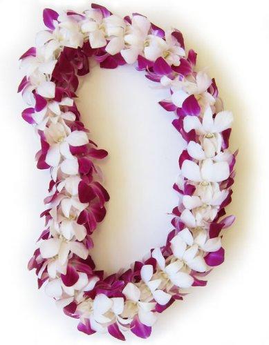Fresh Hawaiian Lei Double Leilani product image