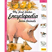 My First Sticker Encyclopedia - Farm Animals