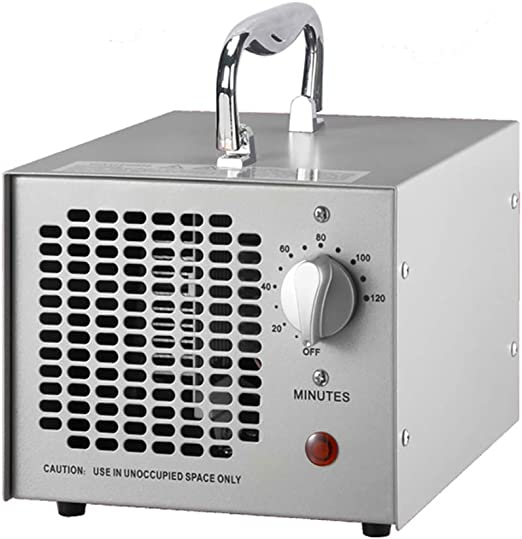 Oz3 Máquina Comercial del purificador del Aire del generador del ...