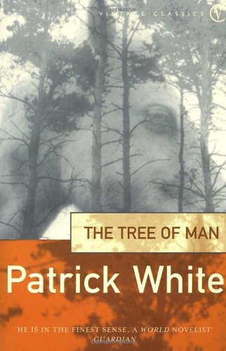 Book cover for The Tree of Man