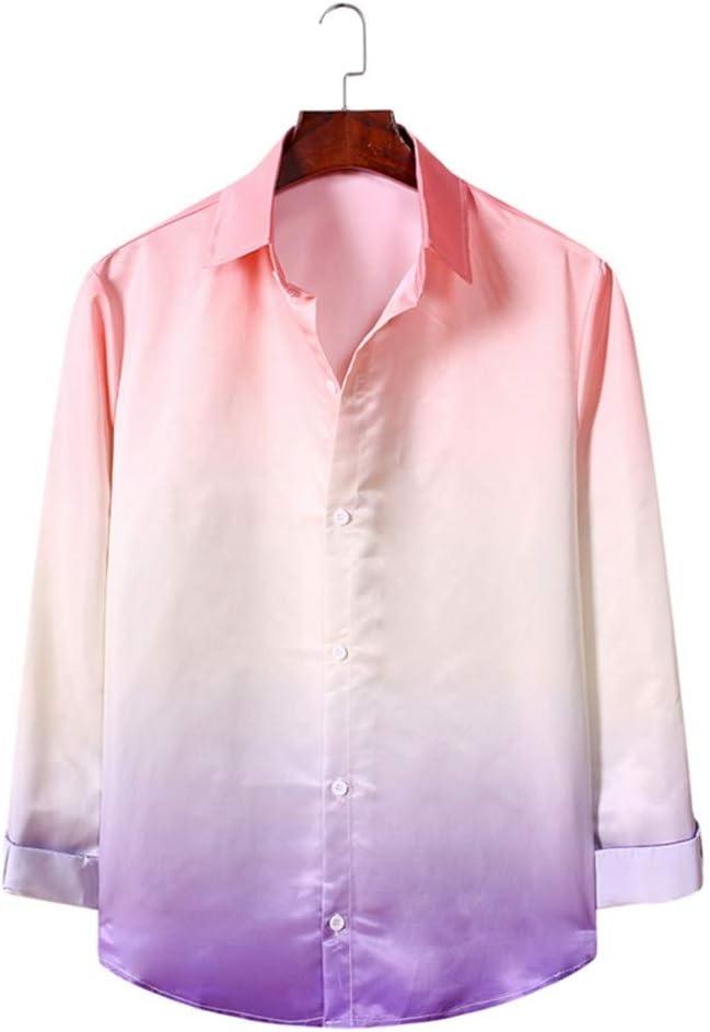 Camisas De Hombre,Moda Hombres Primavera Y Otoño Personalidad ...
