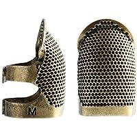 iwobi naaien vingerbescherming messing vingerhoed vingerhoed voor het naaien borduurwerk Needlework accessoires (3 pak)