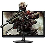 ViewSync VSM240R Real 144Hz 24-Inch LED-Lit Monitor FHD (1920x1080) Flicker Free 2016 New Model, 1ms GTG, 350cd, Game mode, HDMI, DVI Input (パーフェクトピックセル(ドット抜け1個まで)) [並行輸入品]