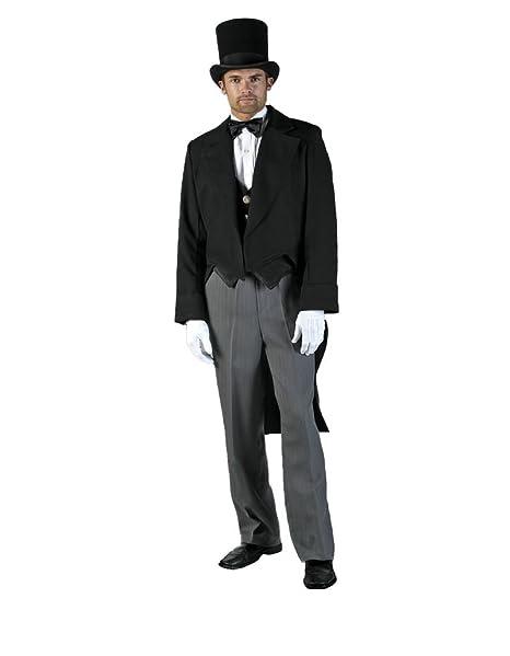 Amazon.com: De los hombres traje de caballero cola Teatro ...