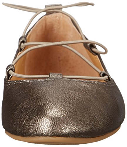 Women's Lucky Pewter Pointed Flat Old Brand Toe aviee 6qFBwA