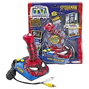 Spider-Man Plug & Play TV Games part 1 - Streets of the ...