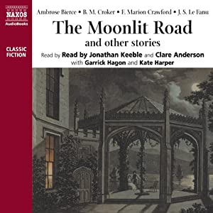 Moonlit Road and Other Chilling Stories Hörbuch