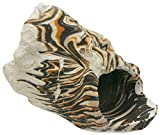 Rock Garden 9 x 6 x 4'' Earthtone Tunnel, Large