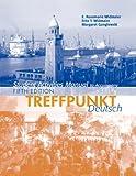 img - for Student Activities Manual for Treffpunkt Deutsch: Grundstufe by Widmaier E. Rosemarie Widmaier Fritz T. Gonglewski Margaret T. (2007-08-03) Paperback book / textbook / text book