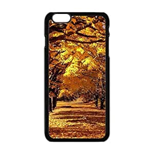 Andre-case Autumn forest scenery cell phone case cover for K6 4.75xhuklBl Case Cover For Apple Iphone 6 4.7 Inch