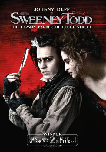 Sweeney Todd: The Demon Barber Of Fleet Street (DVD)