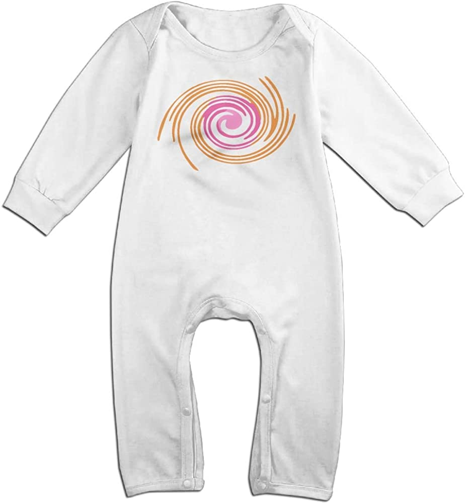 Mri-le1 Toddler Baby Boy Girl Organic Coverall Hurricane Toddler Jumpsuit