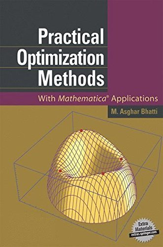 Download Practical Optimization Methods: With Mathematica® Applications Pdf