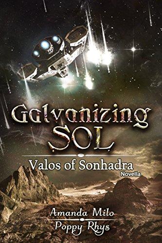 Galvanizing Sol (Valos of Sonhadra Novella) cover