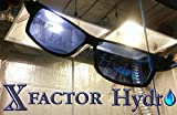 Xfactor Hydro Professional Grade Grow Room Glasses Indoor/Outdoor Hydroponics Anti UV, Reflection, Glare Optical Protection (High Pressure Sodium (HPS