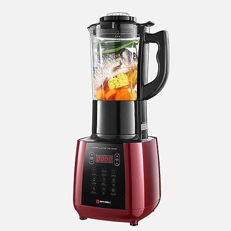 CN Rojo máquina de la máquina quebrada automática multifunción máquina de Cocina complemento alimenticio exprimidor de