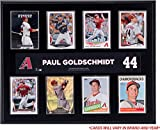 "Paul Goldschmidt Arizona Diamondbacks Sublimated 12"" x 15"" Trading Card Plaque - Fanatics Authentic Certified"