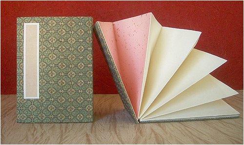 Handmade Sumi Book- 4.5×6.5 Inches